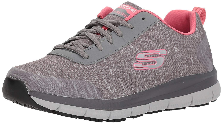 Skechers Womens Comfort Flex Sr Hc Pro Health Care Professional Shoe