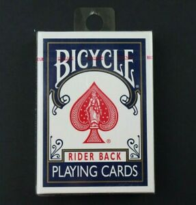 Bicycle-Rider-Back-Poker-808-Playing-Cards-Brand-New-Unopened