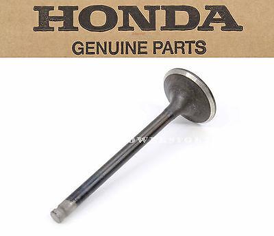 New Genuine Honda Exhaust Valve 03-06 TRX350 TM TE FM FE Rancher Fourtrax #W156