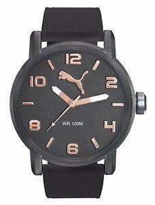 Puma Herren-Armbanduhr  ALTERNATIVE ROUND PU104141007  NEU!!  P64 #3