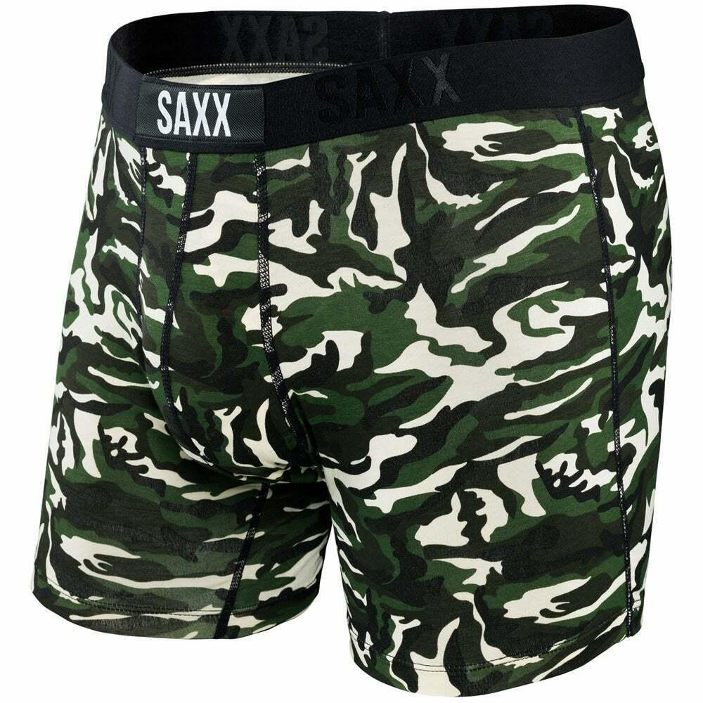 Calzoncillos boxer Saxx Vibe Artic Camo