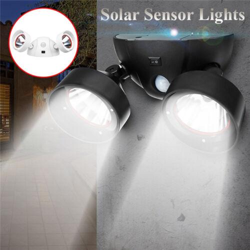 Solarleuchte Solarlampe Strahler Spotlicht Gartenlampe Wandleuchte Wasserdicht
