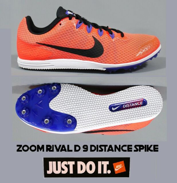 san francisco 59b13 f869d Nike Zoom Rival D 9 Running Track Field Shoes Spikes MENS 9 Women s 10.5 NEW