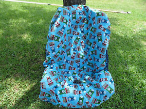 Terrific Details About Thomas The Train Toddler Car Seat Cover New Handmade Dailytribune Chair Design For Home Dailytribuneorg