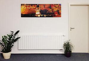 MERT Aluminium Raum-Heizkörper KOSK für Wohnzimmer, Schlafzimmer ...