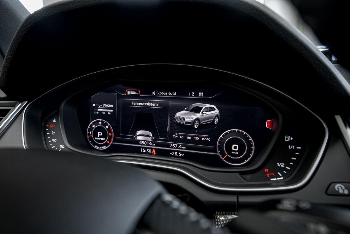 Audi Q5 TDi 286 S-line quattro Tiptr.