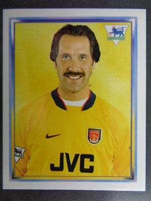 MERLIN PREMIER Gold 1996-1997 ARSENAL David SEAMAN #6