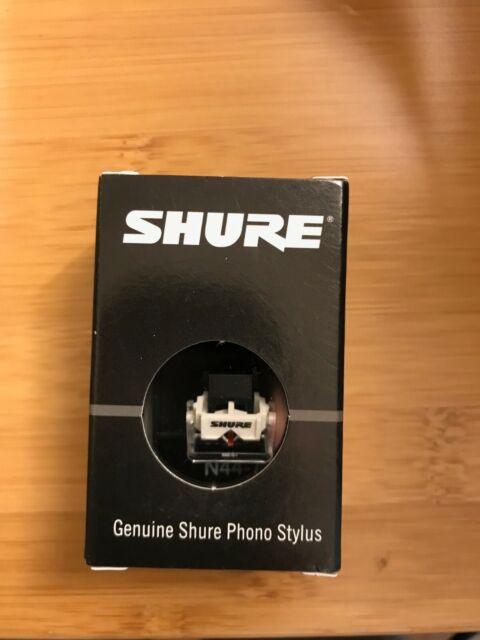 BRAND NEW Shure N44-7 Stylus / Needle for M44-7 Cartridge