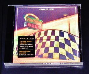 KINGS-OF-LEON-MECANICA-BULL-EDICIoN-DELUXE-MIT-2-BONUS-T-TULO-CD