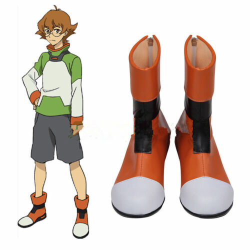 Legendary Defender Pidge Cosplay Boots Adult custom made N.0689