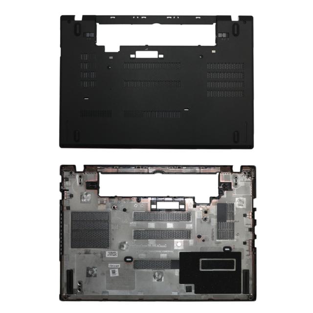 Original New For Lenovo ThinkPad T470 Lower Bottom Case Base Cover  AP12D000600