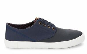 Brand New Authentic Ben Sherman Ron Updated Updated Updated black boats Zapatos Size 10 63d384