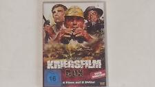 Kriegsfilm-Box - 4 Filme auf 2 Dvd's - 2xDVD