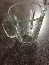 KitchenAid Blender Glass Jar w/ Spout 40 oz 5 Cup Replacement Part (JAR ONLY)