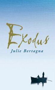 Bertagna-Julie-Exodus-Young-Picador-Like-New-Paperback