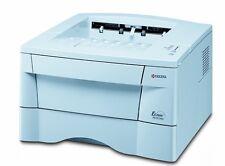 Original KYOCERA FS-1030D  Top Druckbild mit Duplex und Toner Laserdrucker