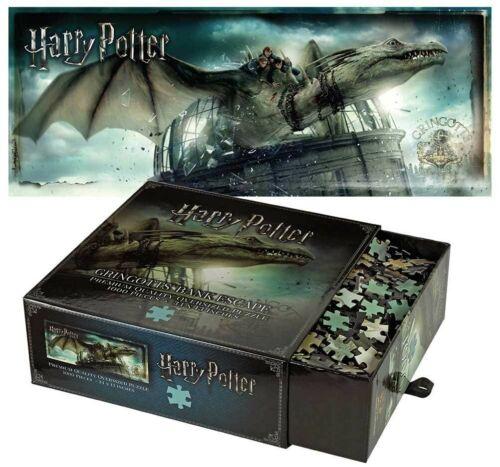 Harry Potter Puzzle Gringotts Escape 1000 pièces - Noble Collection