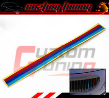 FOR BMW Z3 Z4 M3 M5 M6 FRONT KIDNEY GRILL GRILLE LINING STRIPS STICKER