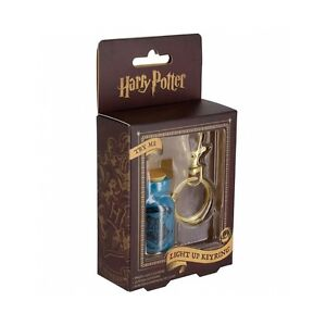 Harry-potter-porte-cles-officiel-Poudlard-lumineux-Hogwarts-light-up-keyring