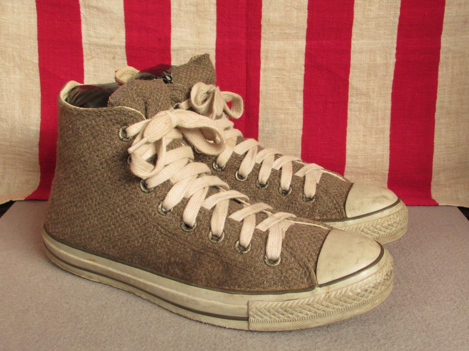 Converse Basketball Chuck Taylor High Top Basketball Converse Sneakers Schuhes   Herren Sz.8 Rare Style 453307