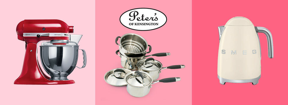 Use Code JUICER - 20% off* at Peter's of Kensington