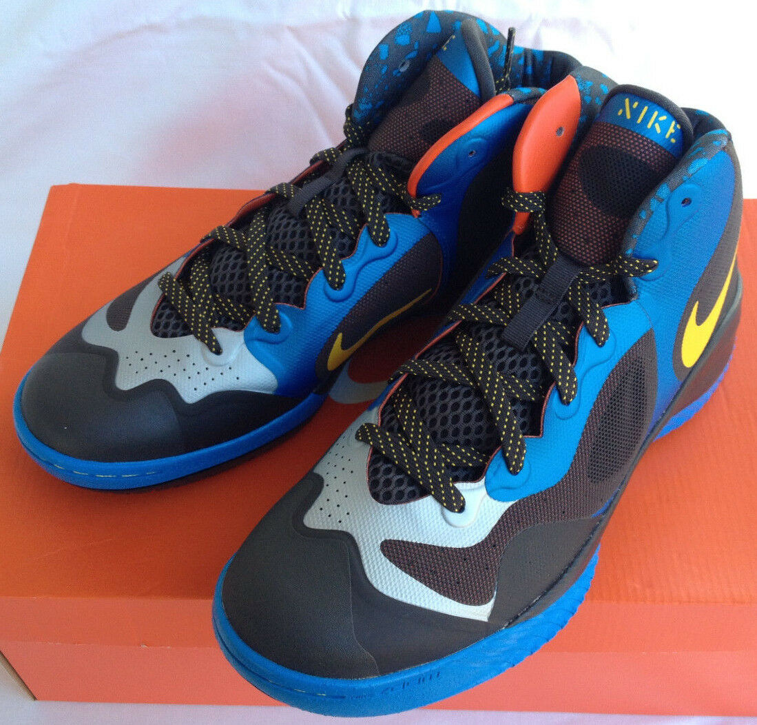 new Nike Zoom Hyperfranchise XD XD XD 579835-400 Streetball Basketball chaussures homme 11 9393cd