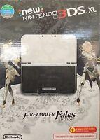 Nintendo 3ds Xl Console - Fire Emblem Fates Edition - Plays Usa Games