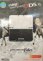 Nintendo 3ds Xl Console - Fire Emblem Fates Edition - Plays Usa Games