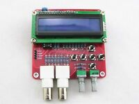 Dds Function Signal Generator Module Sine Square Sawtooth Triangle Wave Led Diy