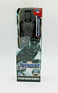 Avengers-Marvel-Titan-Hero-Series-Black-Panther-12-034-Action-Figure-New