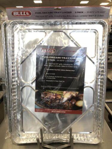 BBQ Bull   Aluschalen für Angus und 7-Burner-Premium