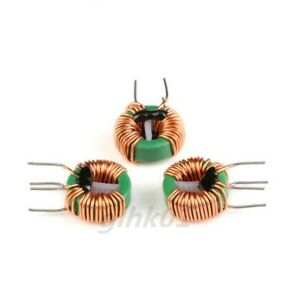 filter inductor 14 x 9 x 5mm 5A 2pcs toroidal common mode choke 2mH