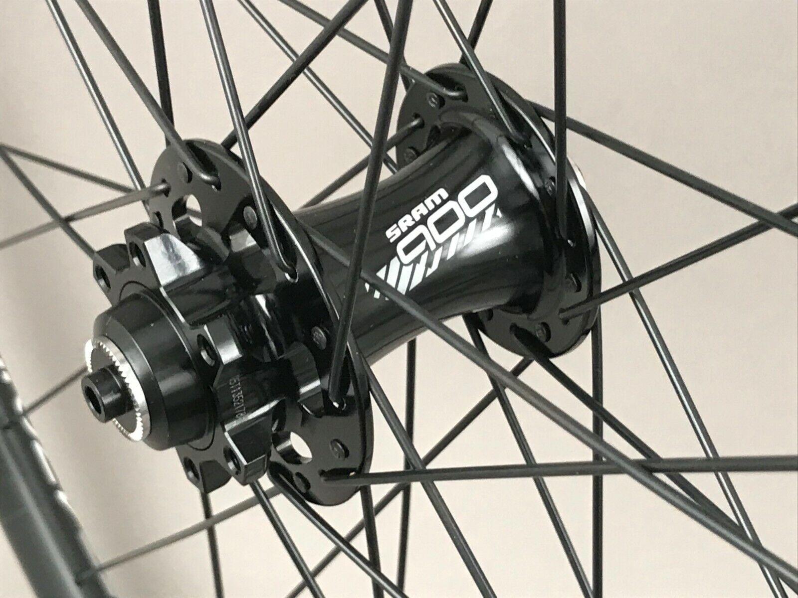 Image 2 - DT R470 Road CX Gravel Bike Disc Brake Wheelset SRAM 900 Hubs 8 9 10 11 Speed