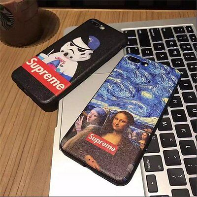 Bestseller Supreme Case new hit 2017 TPU Cover for Iphone 6S/6SPL/7/7PL