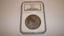 1889 CC Morgan Silver Dollar - NGC VG10 (#Jc5w)