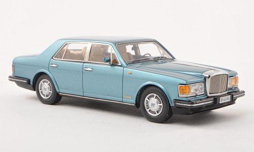 NEO 44171 44171 44171 - Bentley Mulsanne blu - 1980 23f993