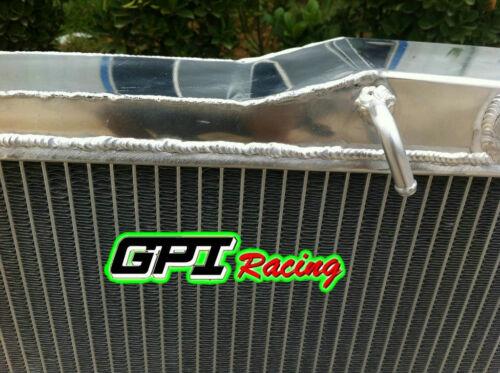 56MM ALUMINUM RADIATOR /&FAN MG MGB GT//ROADSTER 1977-1980 78 79 80 1979 1978