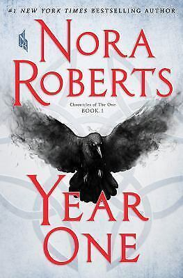 Year One BK. 1 by Nora Roberts (2017, Hardcover) 978125