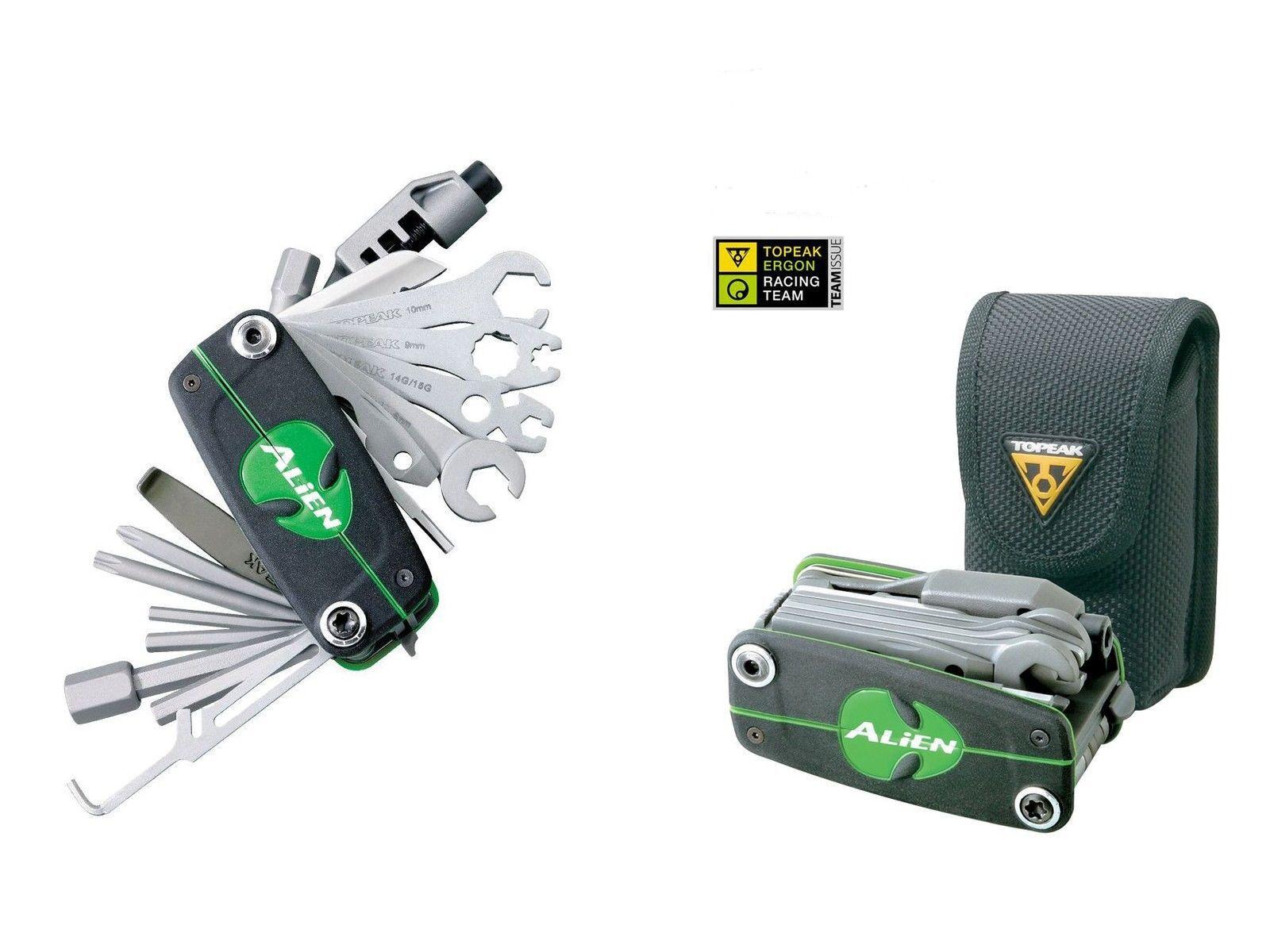 Topeak ALiEN ALiEN ALiEN 3 III Miniwerkzeug Tool 25 Funktionen inkl Transporttasche WERKZEUG 72fe61