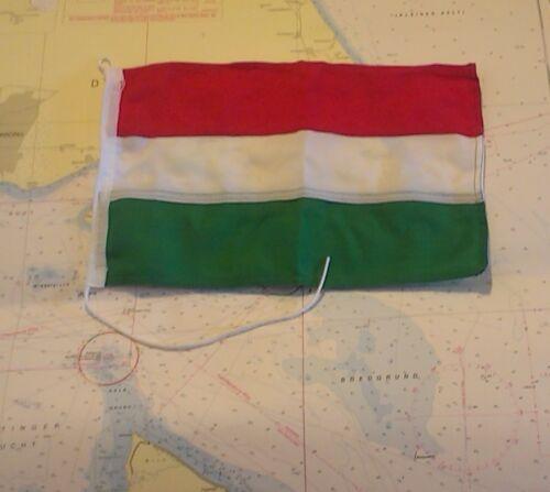 Portofrei Fahne // Flagge Ungarn robuster Flaggenstoff versch.Größen bis 40cm
