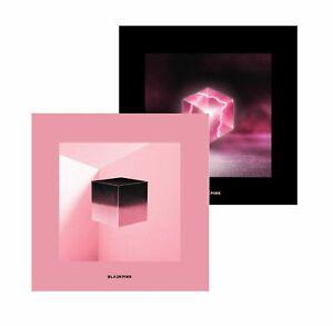 BlackPink Square up 1st Mini Album 2set Ver CD Poster Booklet Photocard