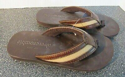 New Abercrombie Kids Flip Flop Sandals