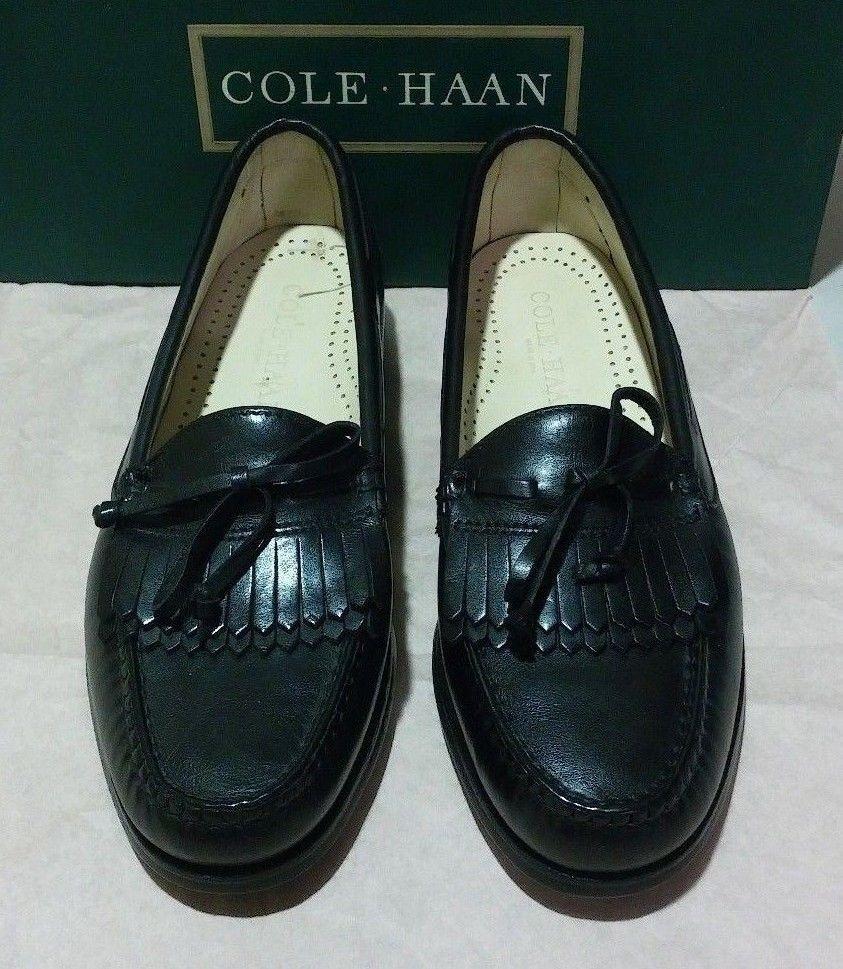 Nuevo Cole-Haan D Negro Negro Negro (948) 296569