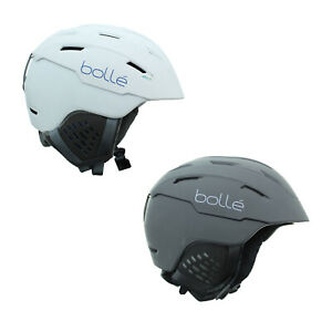 886efc754482 Image is loading Bolle -Junior-Adult-Unisex-Hard-Shell-HypoAllergenic-Adjustable-