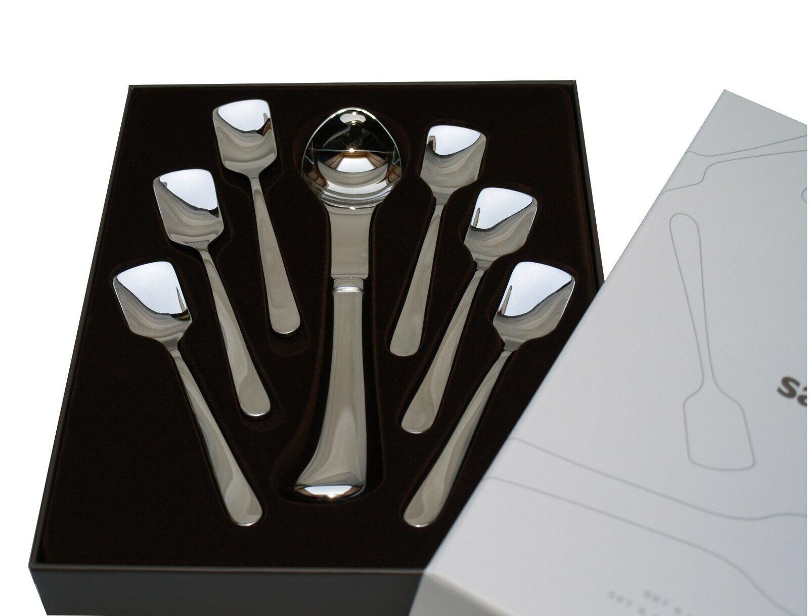 WMF 1 Würzburger Facette 90 Silber Tassenlöffel Sahnelöffel 16,6 cm Note1-2 TOP Home Cookware, Dining & Bar Supplies Cutlery