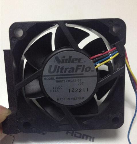 Projector Fan U60T12MUA7-57 For CASIO XJ-M140//M150//M240//M250//M255