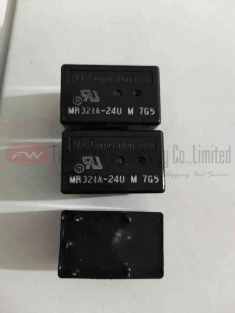 G2R-1-SN-DC24 G2R-1-SND-DC24 Electromechanical Relay 10A 250VAC 5 Pins x 2pcs
