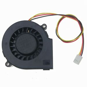 NEW for ADDA 5010 12V 0.16A AB5312UX-G00 series DC Blower Cooling Fan