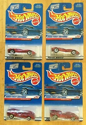 HOT WHEELS 2000 FIRST EDITIONS #10 OF 36 THOMASSIMA 3