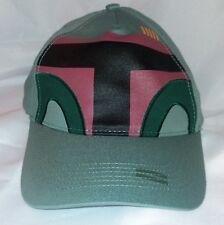 c535faac89a Authentic Disney Parks Star Wars BOBA FETT ADULT Baseball Trucker Hat Cap ~  NWT